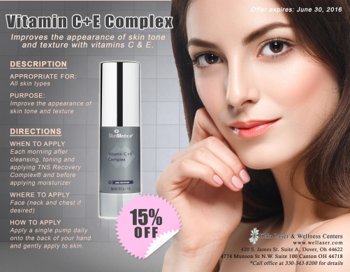 SkinMedica Vit C&E